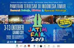 Jatim Fair Th 2013