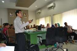 WORKSHOP UPDATE WEBSITE DISNAK JATIM